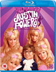 Austin Powers: International Man of Mystery (UK Import ohne dt. Ton) Blu-ray