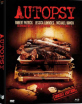 Autopsy (2008) - Limited Mediabook Edition (AT Import) Blu-ray