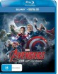Avengers: Age of Ultron (2015) (Blu-ray + Digital Copy) (AU Import) Blu-ray