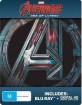 Avengers: Age of Ultron (2015) - Exclusive Steelbook (Blu-ray + Digital Copy) (AU Import) Blu-ray