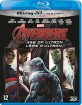 Avengers: Age of Ultron (2015) 3D (Blu-ray 3D + Blu-ray) (NL Import ohne dt. Ton) Blu-ray