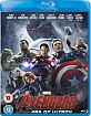 Avengers: Age of Ultron (2015) (UK Import ohne dt. Ton) Blu-ray