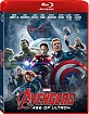 Avengers: Age of Ultron (2015) (US Import ohne dt. Ton) Blu-ray