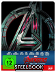 The Avengers: Age of Ultron (2015) 3D - Limited Edition Steelbook (Blu-ray 3D) Blu-ray