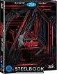 Avengers: Age of Ultron (2015) 3D - Limited Edition Steelbook (Blu-ray 3D + Blu-ray) (KR Import ohne dt. Ton) Blu-ray