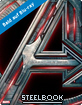 Avengers: Age of Ultron (2015) 3D - Limited Edition Steelbook (Blu-ray 3D + Blu-ray) (TH Import ohne dt. Ton) Blu-ray