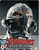 Avengers: Age of Ultron (2015) 3D - Zavvi Exclusive Limited Lenticular Steelbook (Blu-ray 3D + Blu-ray) (UK Import ohne dt. Ton)
