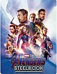 Avengers: Endgame 4K - Zavvi Exclusive Limited Lenticular Edition Steelbook (4K UHD + Blu-ray) (UK Import ohne dt. Ton)
