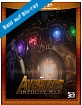 Avengers: Infinity War 3D (Blu-ray 3D + Blu-ray) (CH Import)