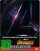 Avengers: Infinity War 3D (Limited Steelbook Edition) (Blu-ray 3D + Blu-ray)