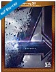 Avengers: Endgame 3D (Blu-ray 3D + Blu-ray + Bonus Blu-ray + Digital Copy) (US Import ohne dt. Ton) Blu-ray