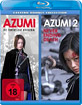 Azumi - Die Furchtlose Kriegerin + Azumi 2 - Never Ending Death (Eastern Double Collection) Blu-ray