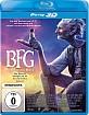 BFG - Sophie und der Riese 3D (Blu-ray 3D) Blu-ray