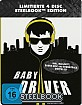 Baby Driver (2017) (Limited Steelbook Edition) (Blu-ray + Bonus Blu-ray + 2 CD's + UV Copy) Blu-ray