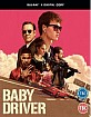 Baby Driver (2017) (Blu-ray + UV Copy) (UK Import ohne dt. Ton) Blu-ray