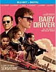 Baby Driver (2017) (Blu-ray + UV Copy) (US Import ohne dt. Ton) Blu-ray