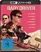 Baby Driver (2017) 4K (4K UHD + Blu-ray) Blu-ray