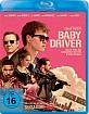 Baby Driver (2017) (Blu-ray + UV Copy) (OVP)