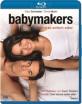 Babymakers - Wenn's so einfach wäre! (CH Import) Blu-ray