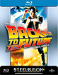 Back to the Future 1 - Zavvi Exclusive Limited Edition Steelbook (UK Import) Blu-ray