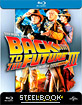 Back to the Future 3 - Zavvi Exclusive Limited Edition Steelbook (UK Import) Blu-ray