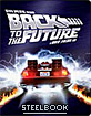 Back to the Future - Steelbook (CZ Import ohne dt. Ton) Blu-ray