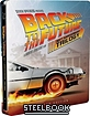 Back to the Future: 30th Anniversary Trilogy - Best Buy Exclusive Limited Edition Steelbook (CA Import ohne dt. Ton) Blu-ray