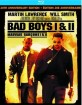 Bad Boys I & II - 20th Anniversary Collection (Blu-ray + UV Copy) (CA Import ohne dt. Ton) Blu-ray