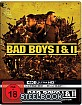 Bad Boys I & II 4K (Limited Steelbook Edition) (4K UHD + Blu-ray) Blu-ray