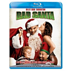 Bad Santa Es Import Blu Ray Film Details