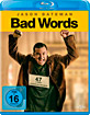 Bad Words (2013) Blu-ray