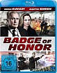 Badge of Honor (2015) Blu-ray