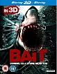 Bait (2012) 3D (Blu-ray 3D + Blu-ray + DVD) (UK Import ohne dt. Ton) Blu-ray