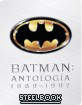 Batman Antologià: 1989 - 1997 - Steelbook (ES Import) Blu-ray