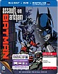 Batman: Assault on Arkham - Target Exclusive Steelbook (Blu-ray + DVD + UV Copy) (US Import)