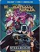 Batman Ninja (2018) - Steelbook (Blu-ray + DVD + UV Copy) (US Import) Blu-ray