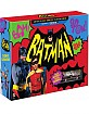 Batman: The Complete Television Series - Limited Edition (Blu-ray + UV Copy + Batmobile + Books + Cards) (UK Import) Blu-ray