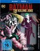 Batman - The Killing Joke (Limited Edition inkl. Joker Figur) (Blu-ray + UV Copy) Blu-ray