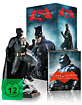 Batman v Superman: Dawn of Justice (2016) 3D - Kinofassung und Director's Cut (Ultimate Collector's Edition Batman Figur) Blu-ray