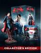Batman v Superman: Dawn of Justice (2016) - Amazon Excl. Superman Edition (2 Blu-ray + DVD + UV Copy) (US Import ohne dt. Ton) Blu-ray