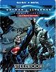 Batman v Superman: Dawn of Justice (2016) - Best Buy Illustr. Artwork Steelbook (Blu-ray + UV Copy) (US Import ohne dt. Ton) Blu-ray