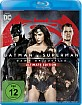 Batman v Superman: Dawn of Justice (2016) - Kinofassung und Director's Cut (Blu-ray) mit Wendecover