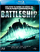 Battleship (2012) (Blu-ray + Digital Copy + UV Copy) (UK Import)