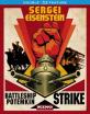 Battleship Potemkin + Strike (Sergei Eisenstein Double Feature) (US Import ohne dt. Ton) Blu-ray