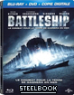 Battleship (2012) - Steelbook (FR Import) Blu-ray