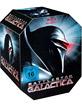 Battlestar Galactica - Die komplette Serie (inkl. Razor + Der Plan) (Limited Edition) Blu-ray