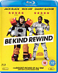 Be Kind Rewind (UK Import ohne dt. Ton) Blu-ray