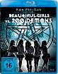 Beautiful Girls vs. 200 Demons Blu-ray
