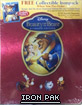 Beauty and the Beast - Ironpak (Region A - CA Import ohne dt. Ton)