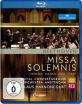 Beethoven - Missa Solemnis (Harnoncourt) Blu-ray